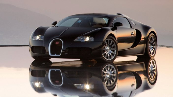 Gambar wallpaper mobil Bugatti Veyron