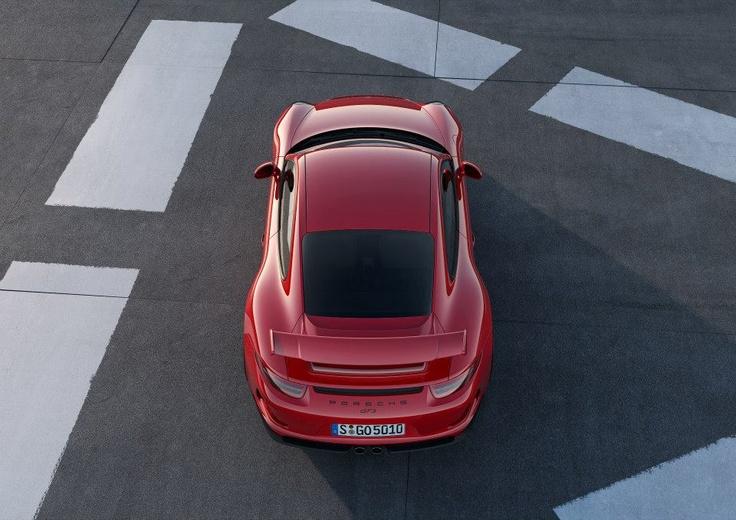 Gambar wallpaper mobil Porsche GT3