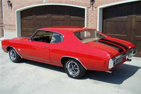 1970 Chevrolet Chevelle SS (2)