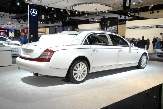 2008 Maybach 62 S Landaulet