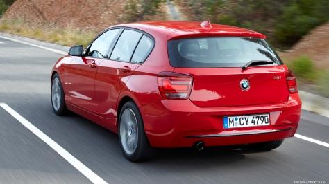 2011 BMW 118i (2)