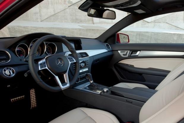 2012 Mercedes Benz C 250 CDI coupe