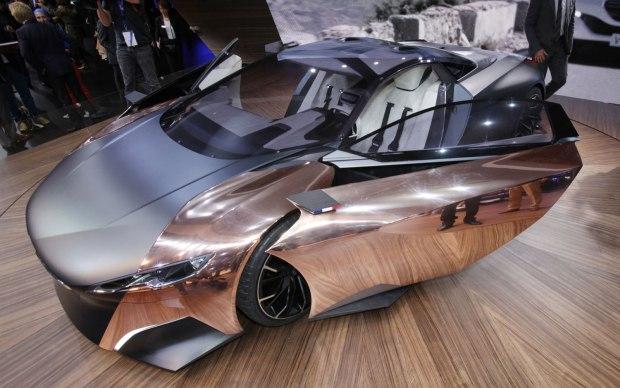 2013 Peugeot Onyx