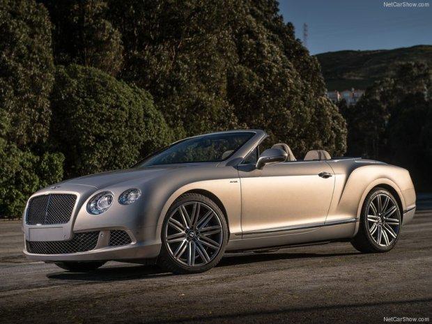 2014 Bentley Continental GT Convertible