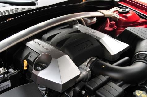 2014 Chevrolet Camaro SS Convertible (1)