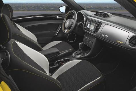 2014 Volkswagen Beetle Interior 2