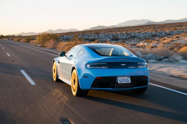 2015 Aston Martin V12 Vantage S (1)
