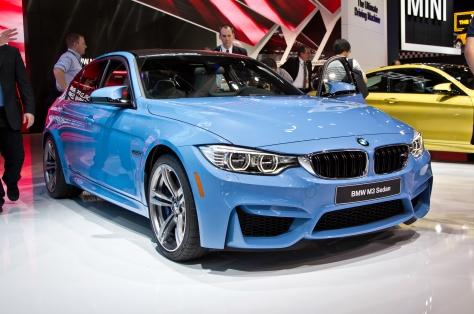 2015 BMW M3 Sedan (1)