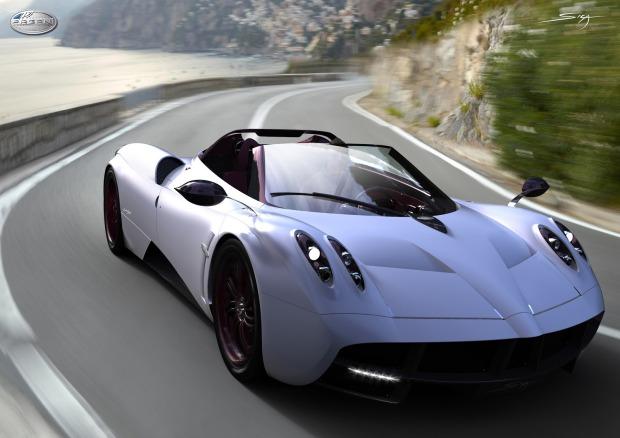 2016 Pagani Huayra Roadster 3