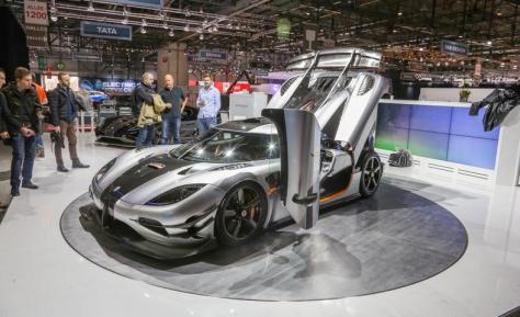 Koenigsegg one1 4