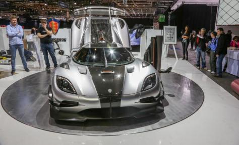 Koenigsegg one1 5