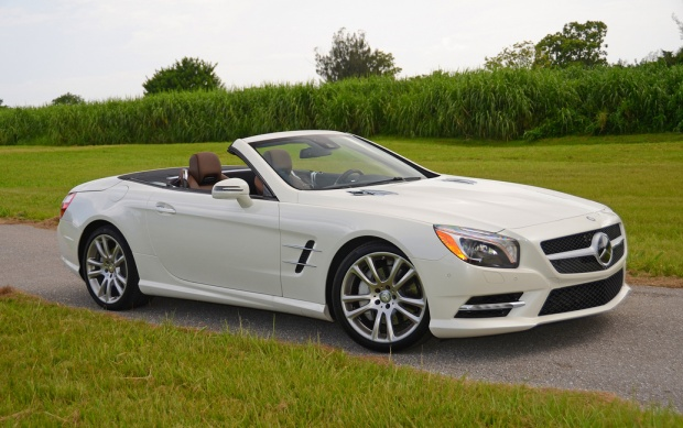 Mercedes-Benz SL 2013 (1)
