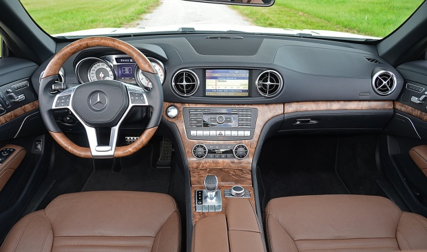 Mercedes-Benz SL 2013 (3)
