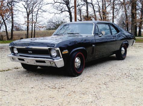 1970 Chevrolet Nova SS (1)