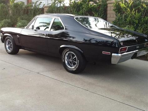 1970 Chevrolet Nova SS (2)