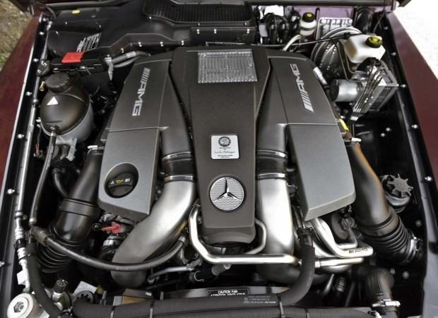 2013 Mercedes Benz G63 AMG (2)