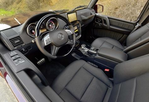 2013 Mercedes Benz G63 AMG (3)