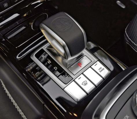 2013 Mercedes Benz G63 AMG (4)