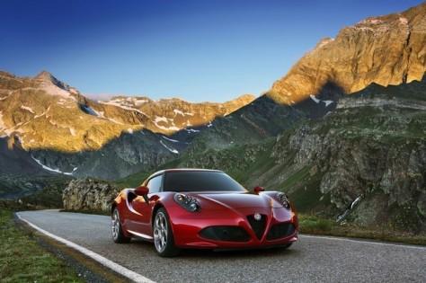 2014 Alfa Romeo 4c (1)