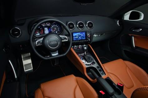 2014 Audi TT Roadster