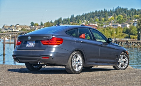 2014 BMW 3 Gran Turismo (1)