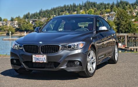 2014 BMW 3 Gran Turismo