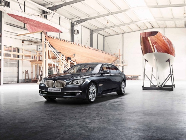 2014 BMW 760Li