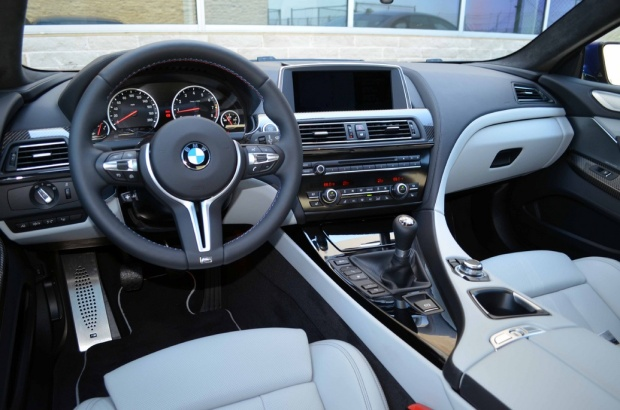 2014 BMW M6 Coupe (1)