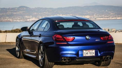 2014 BMW M6 Coupe (2)