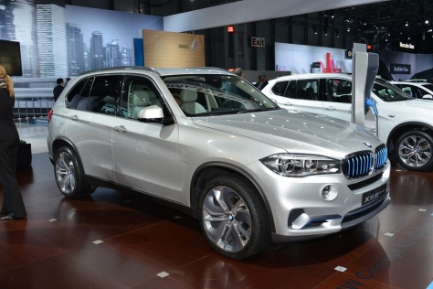 2014 BMW X5 eDrive Plug-In Hybrid (2)