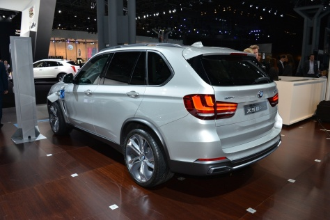 2014 BMW X5 eDrive Plug-In Hybrid (3)