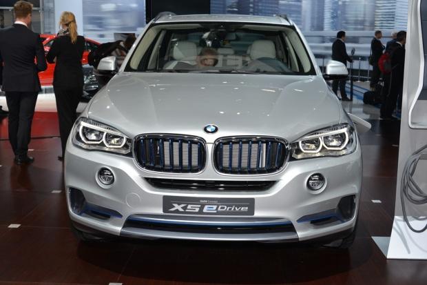 2014 BMW X5 eDrive Plug-In Hybrid