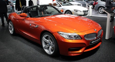2014 BMW Z4 (3)
