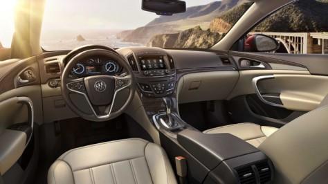 2014 Buick Regal (2)