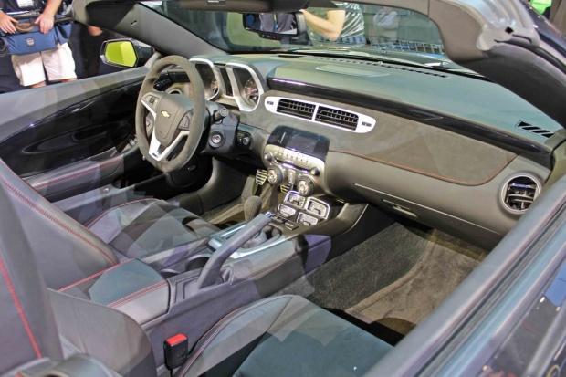 2014 Chevrolet Camaro ZL 1 Convertible
