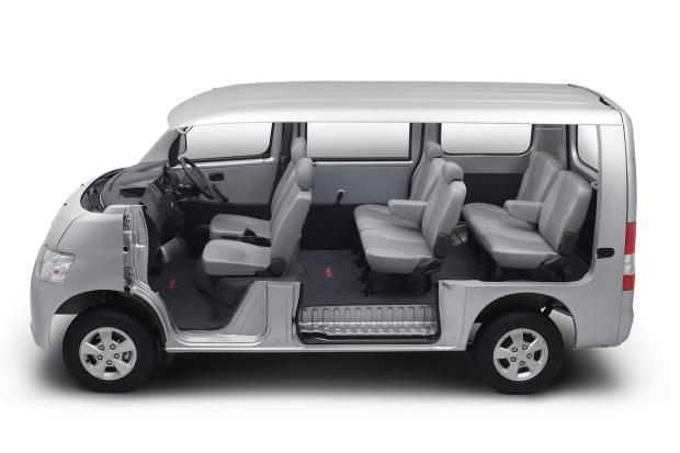 2014 Daihatsu Gran Max (2)