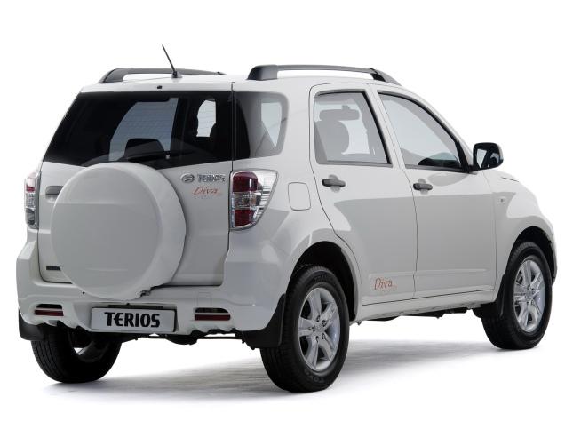 2014 Daihatsu Terios