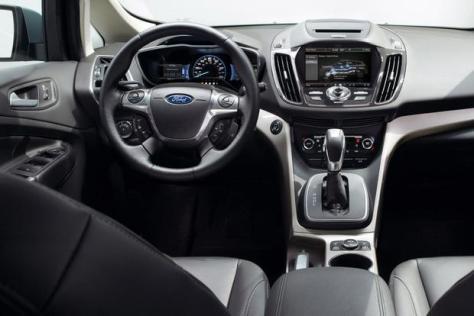 2014 Ford C-MAX Hybrid (3)