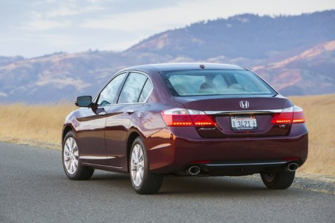 2014 Honda All New Accord