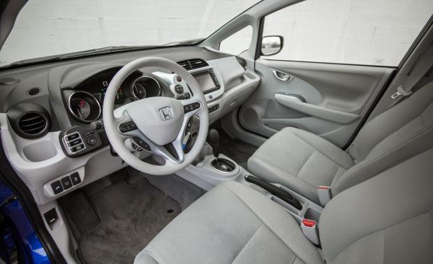 2014 Honda Fit EV (1)