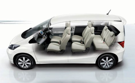 2014 Honda Freed (3)