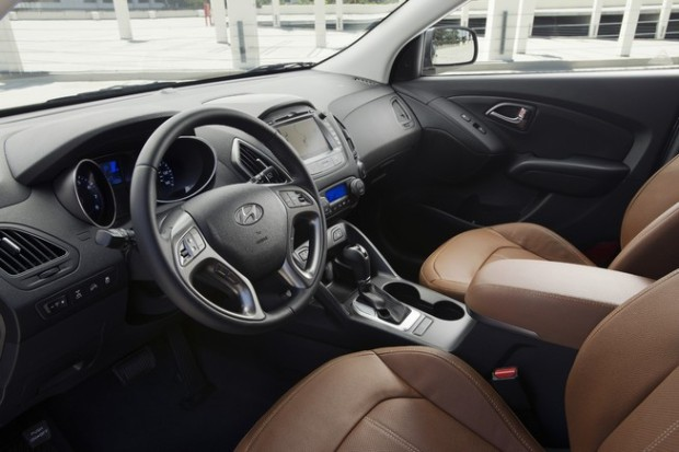 2014 Hyundai New Tucson (1)