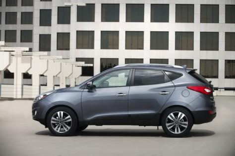 2014 Hyundai New Tucson (2)