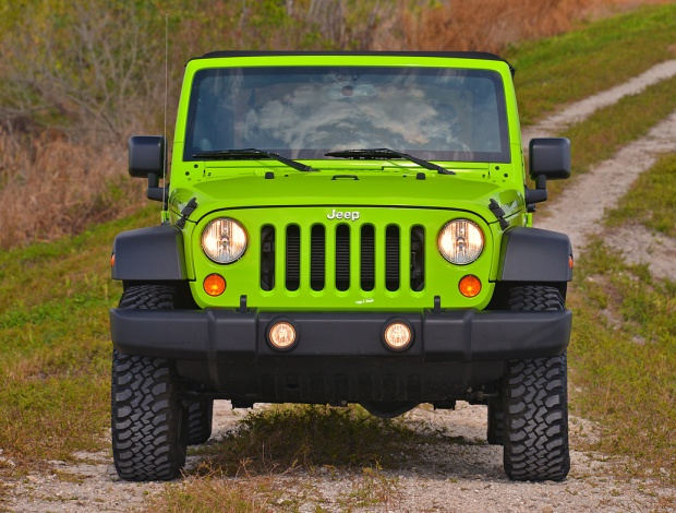2014 JEEP Wrangler Rubicon (1)