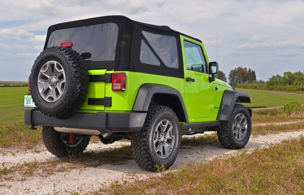 2014 JEEP Wrangler Rubicon (2)