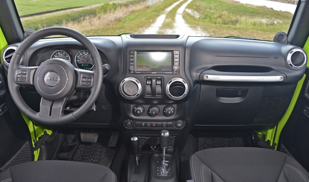 2014 JEEP Wrangler Rubicon (5)