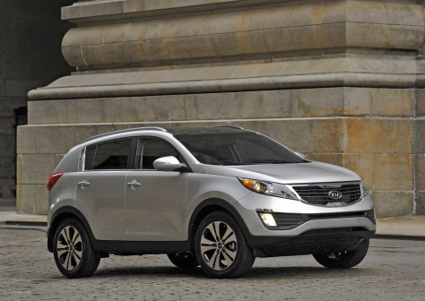 2014 KIA All New Sportage