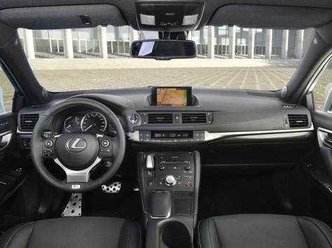 2014 Lexus CT Hybrid