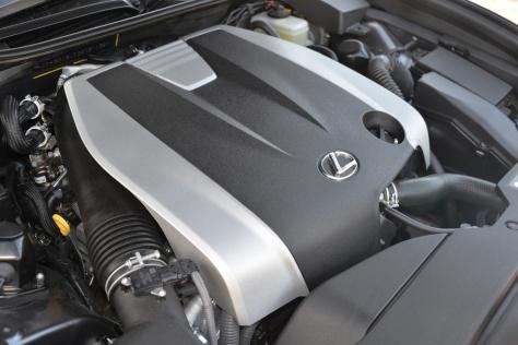 2014 Lexus GS F Sport (2)