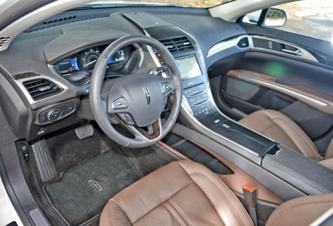 2014 Lincoln MKZ Hybrid (4)